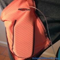 Pump Pocket in Running Jacket